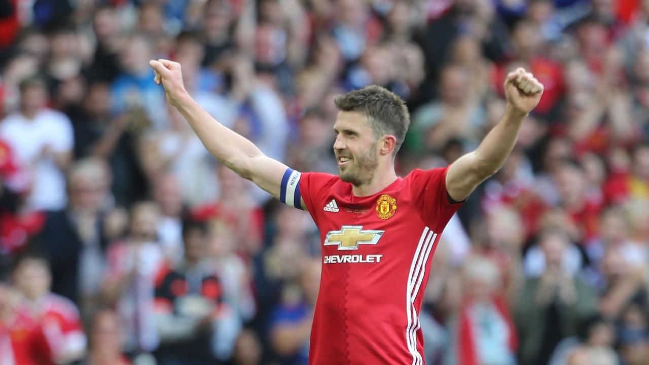 Carrick Akan Melakoni Pertandingan Terakhir Untuk Manchester United