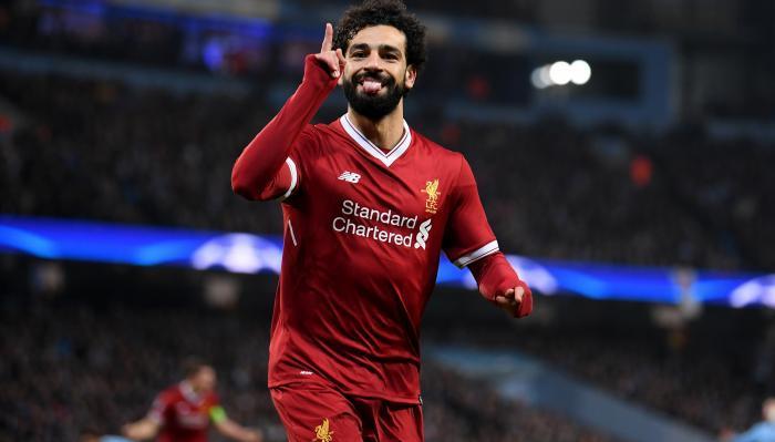 Liverpool Mohamed Salah Memecahkan Rekor Gol Premier League