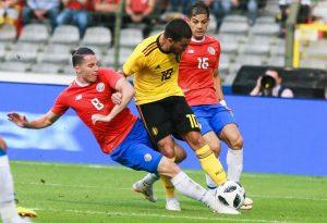Roberto Martinez Buka Suara tentang Cedera yang Dialami Hazard