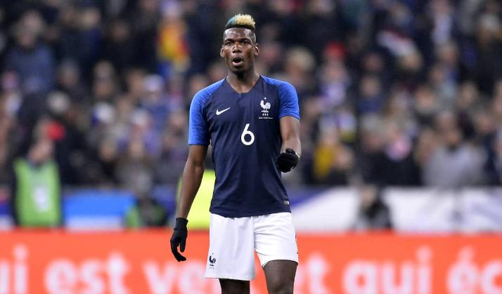 Sagna : Pogba Akan Bersinar di Piala Dunia 2018