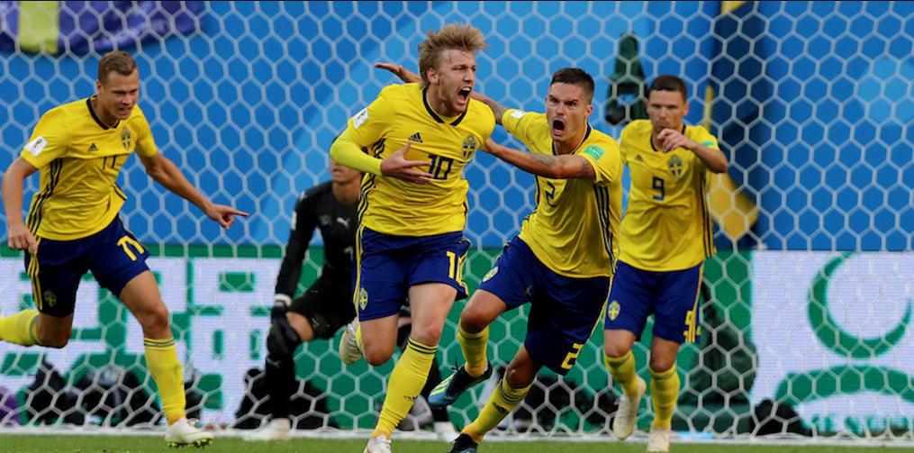 Prediksi Pertandingan Swedia vs Inggris