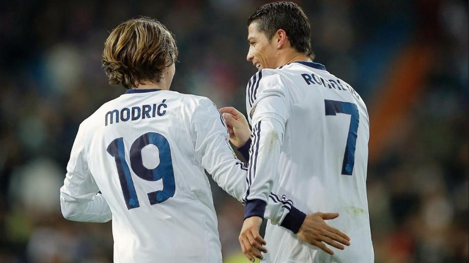 Modric Yakin Cristiano Ronaldo Akan Tetap Di Real Madrid