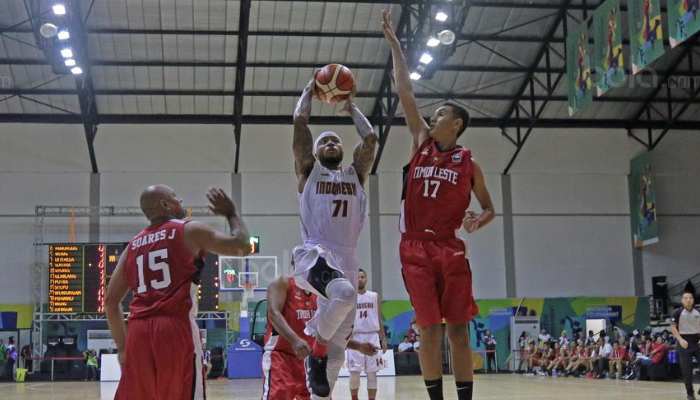 Bola basket asian games 2018