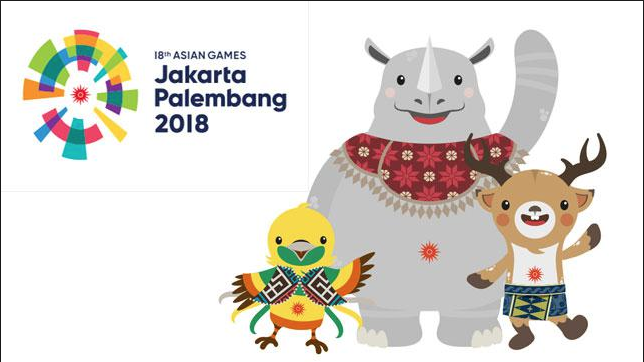 Bulu tangkis badminton asian games 2018