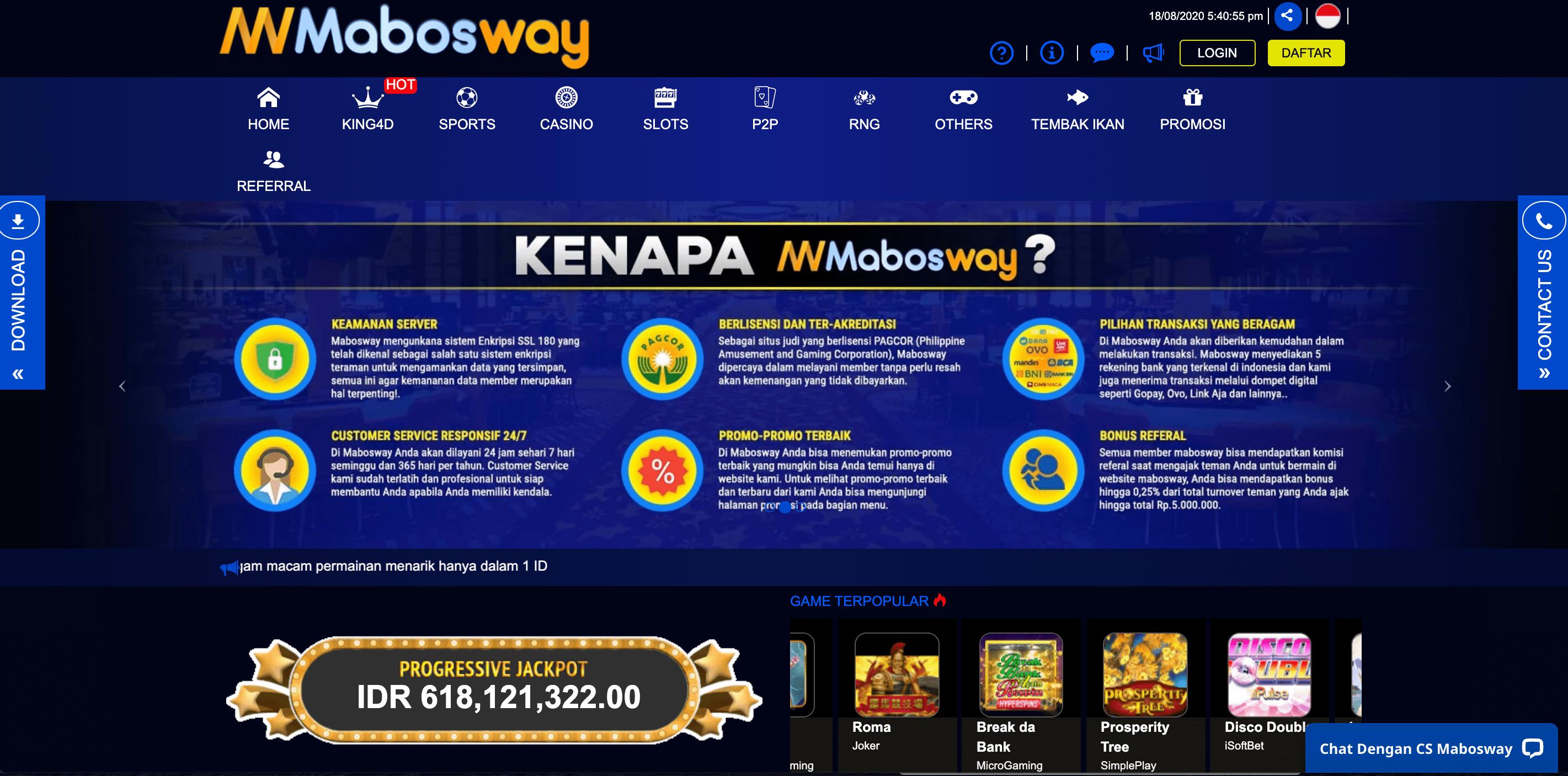 Situs Judi Online Poker Online Casino Online Terbaik Maboway Info